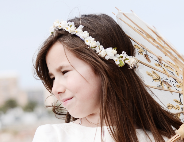 Imagenes de nuestras diademas | Flores en el Pelo